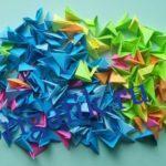 Модуль оригами — пошаговая инструкция, схема, фото