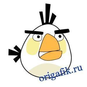 Птичка Angry birds Матильда