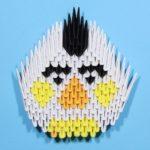 Птичка Angry birds Матильда: схема и видео сборки