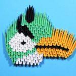 Angry Birds бумеранг по имени Хэл из бумаги