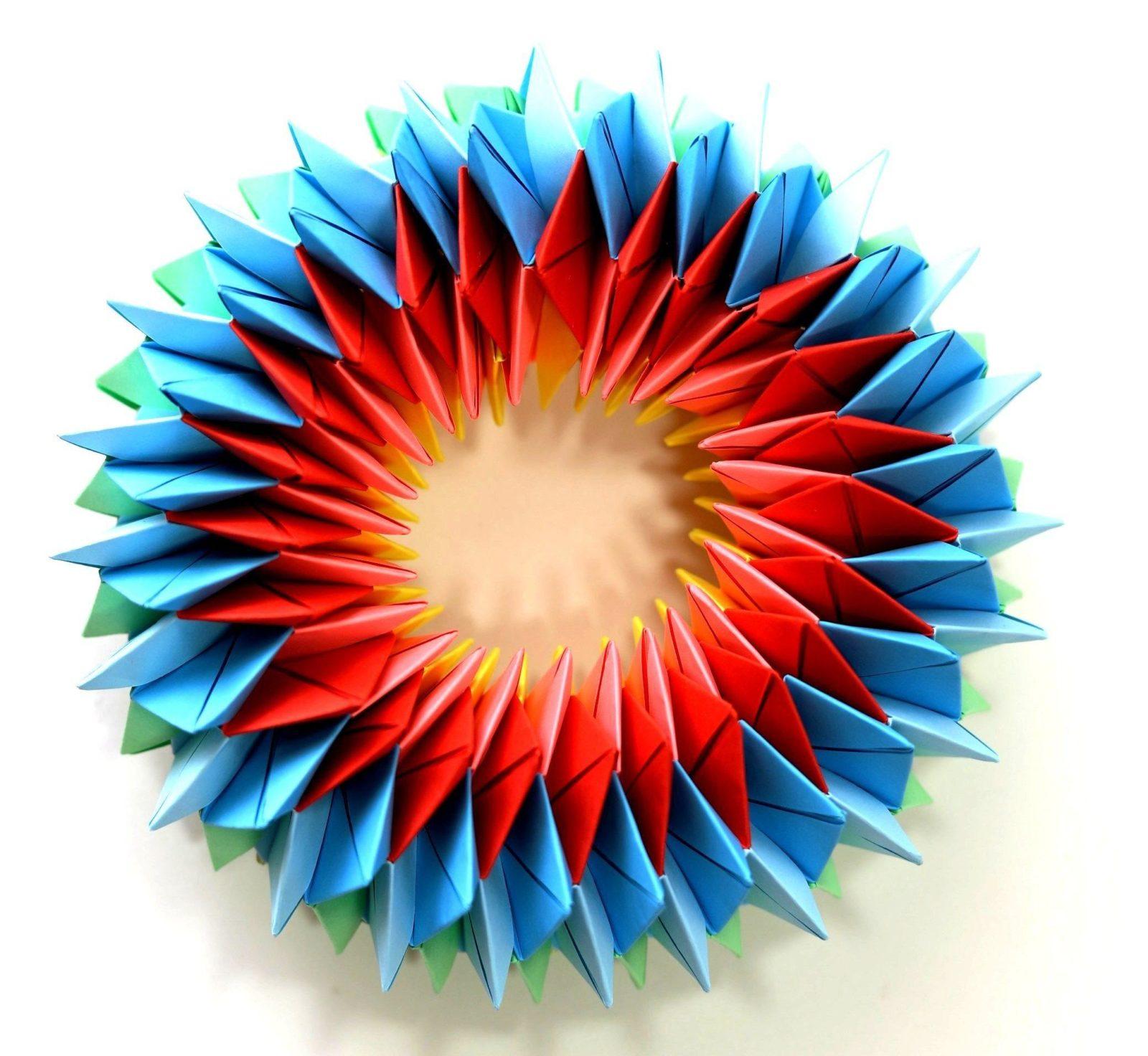 Антистресс оригами