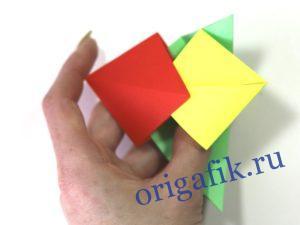 Объемный треугольник